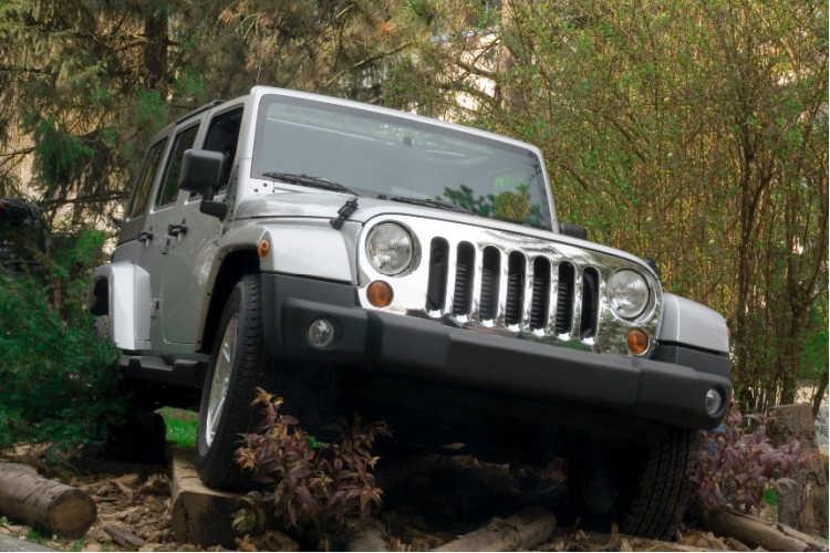 Off road jeep adventure-Lets Go Broken Bow