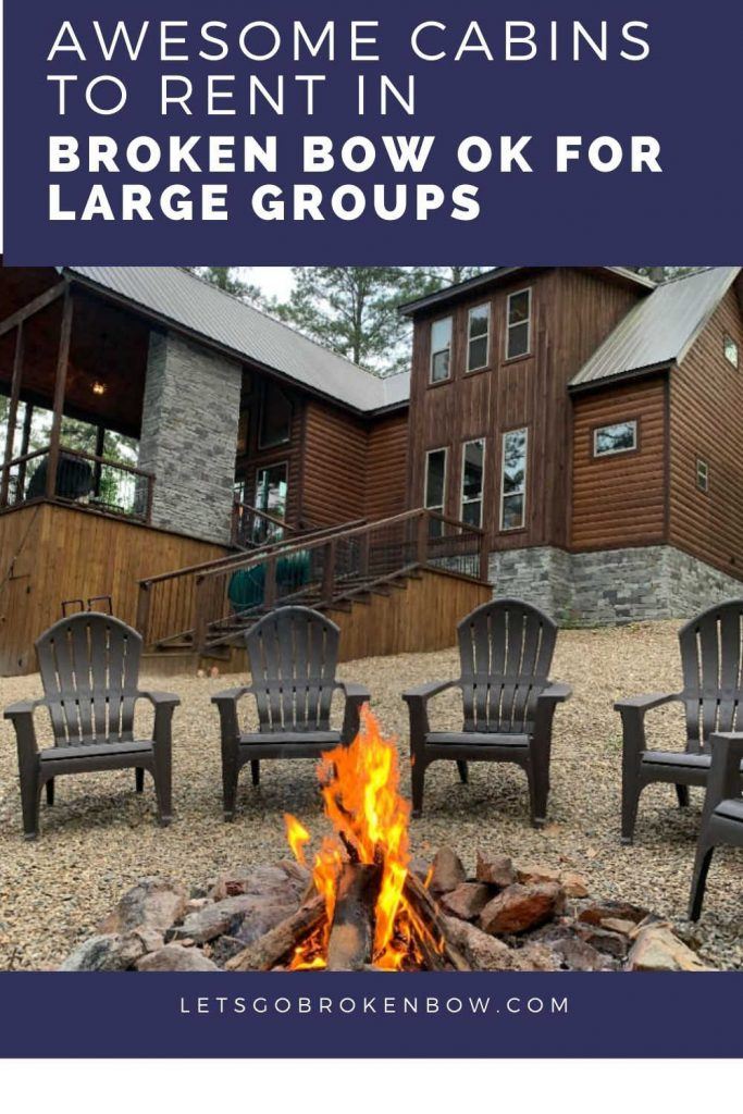Awesome Cabins to Rent in Broken Bow Oklahoma -Kids Are a Trip