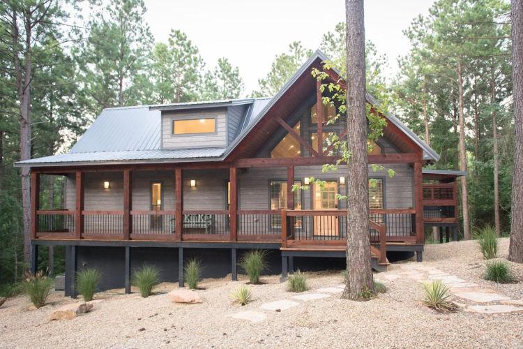 Deer Pines cabin