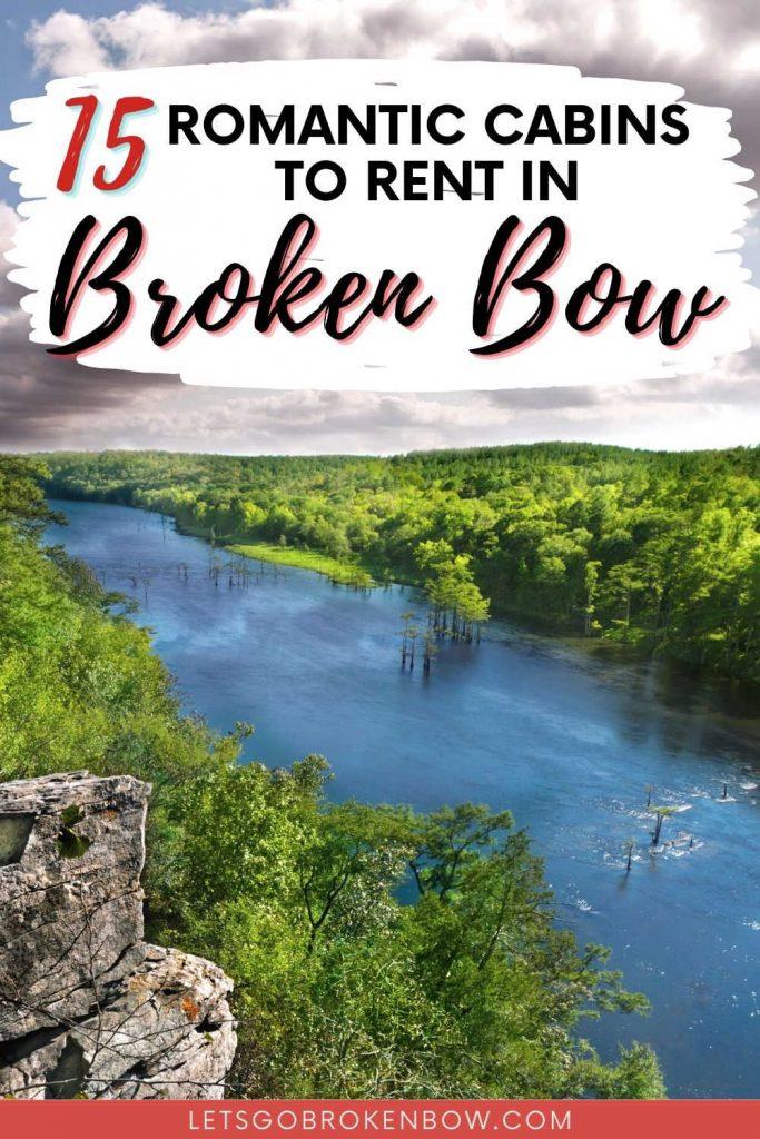 Romantic Cabins in Broken Bow OK-Lets Go Broken Bow